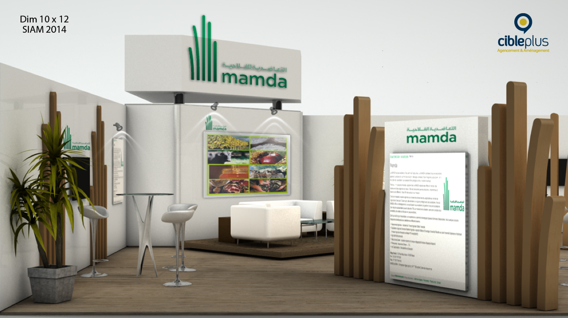<strong>LA MAMDA – STAND#0FE1<span><b>in</b>Stand </span></strong><i>→</i>