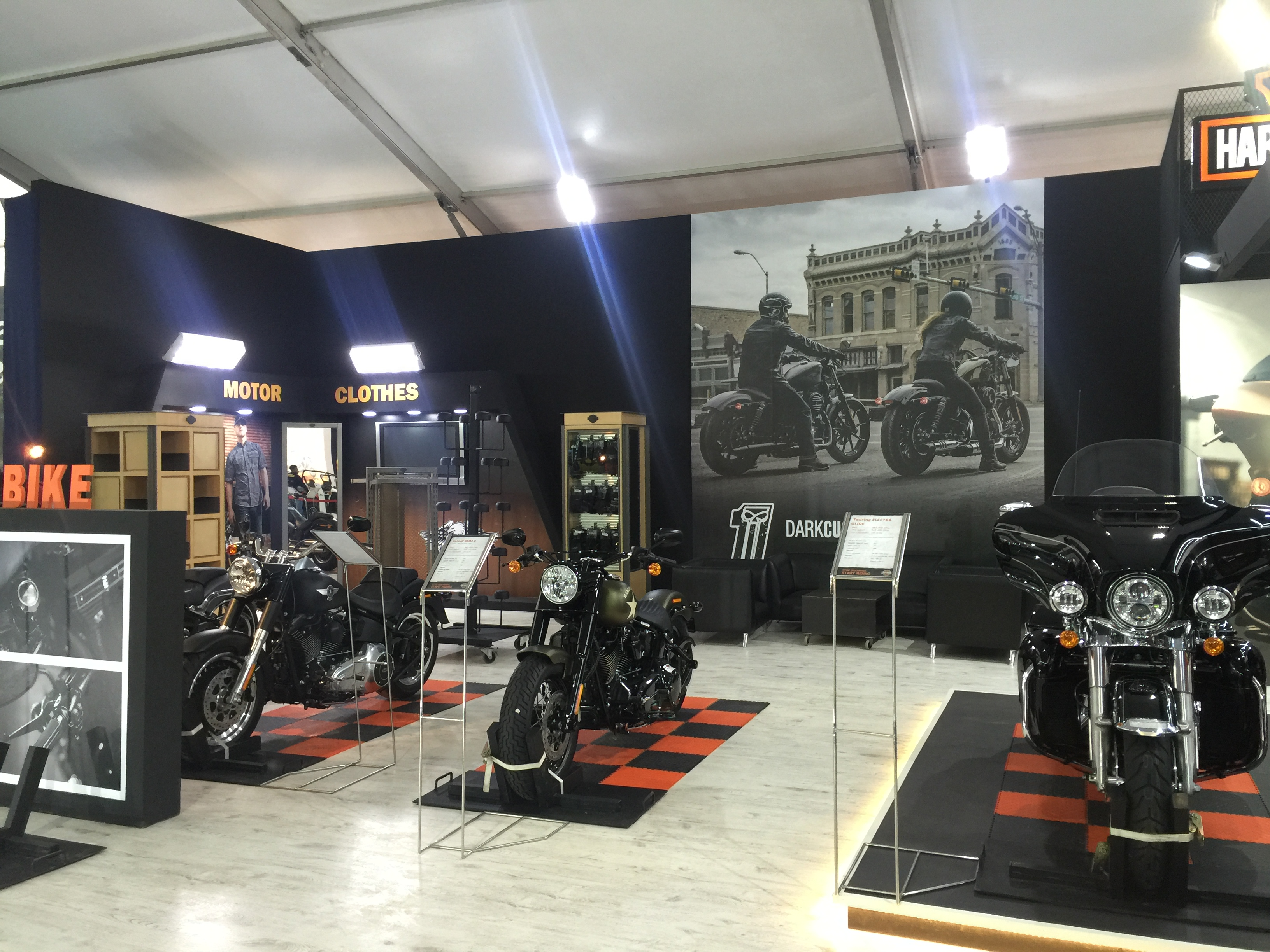 <strong>HARLEY DAVIDSON – Stand Auto Expo 2016<span><b>in</b>Stand </span></strong><i>→</i>