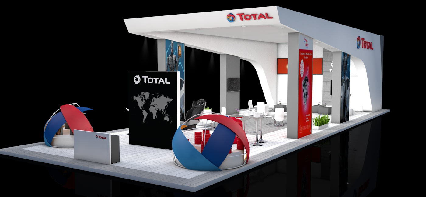 <strong>TOTAL MAROC AUTO EXPO<span><b>in</b>Stand </span></strong><i>→</i>